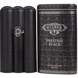 خرید ادکلن مردانه کوبا پرستیژ مدل prestige black-ادکلن های فروشگاه لردشاپ|lordshop