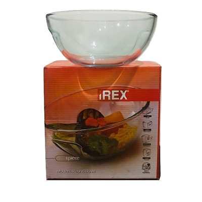 خریدظرف پیرکس IREX مدل modern RoundBowi