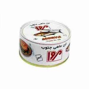 کنسرو تن ماهی 180 گرمی مروا