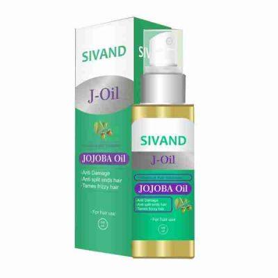 خرید روغن خالص جوجوبا Jojoba SIVAND-محصولات سیوند فروشگاه لردشاپ|lordshop