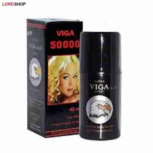 خرید اسپری تاخیری ویگا آلمانی VIGA 50,000 - فروشگاه لردشاپ|LORDSHOP