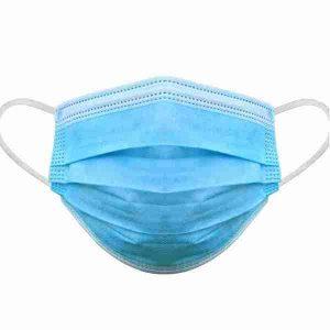 خرید ماسک آبی پرستاری - ماسک سه لایه پرستاری رنگ آبی فروشگاه لردشاپ|lordshop