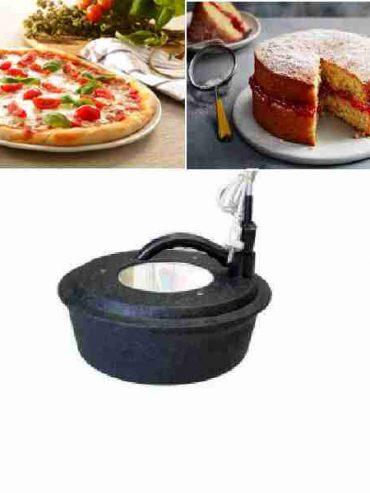 خرید کیک پز و پیتزا پز برقی آسیا - کیک پیزهای برقی فروشگاه لردشاپ|lordshop