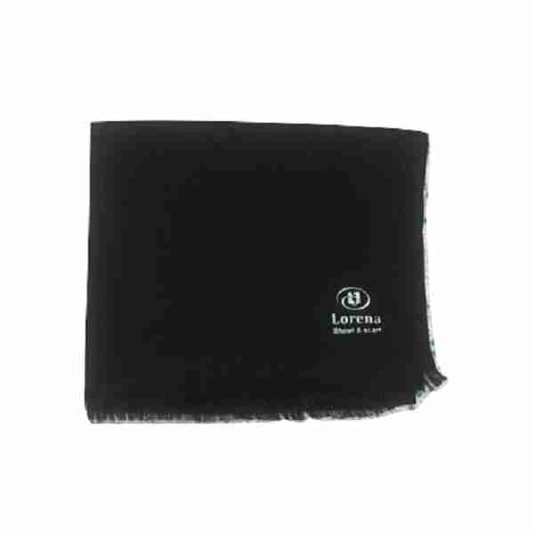 خرید شال مشکی زنانه - شال های مشکی مجلسی فروشگاه لردشاپ|lordshop