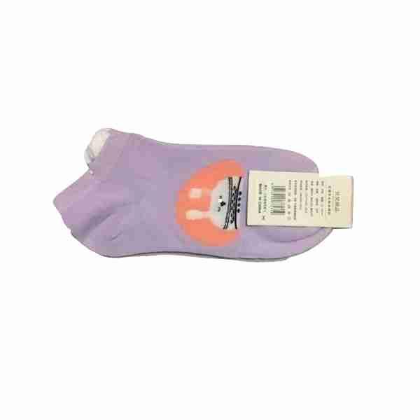خرید جوراب زنانه ساق کوتاه طرح دار - جوراب های فروشگاه اینترنتی لردشاپ |lordshop