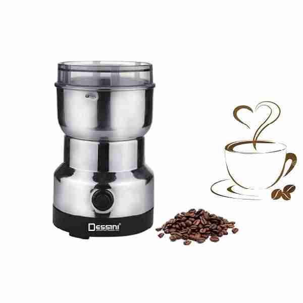 مشخصات,قیمت و خرید آسیاب قهوه دسینی 200 وات Dessini T-001 - فروشگاه اینترنتی لردشاپ