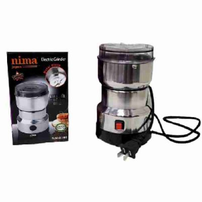 مشخصات، قیمت و خرید آسیاب قهوه مدل SCARLETT-AD-8300 - فروشگاه اینترنتی لردشاپ