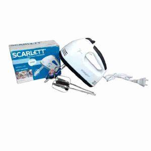 مشخصات ,قیمت و خرید همزن برقی SCARLETT - فروشگاه اینترنتی لردشاپ