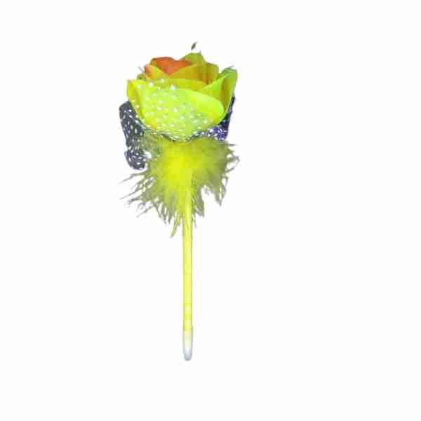 مشخصات,قیمت و خرید خودکار تزیینی طرح گل رز - فروشگاه اینترنتی لردشاپ