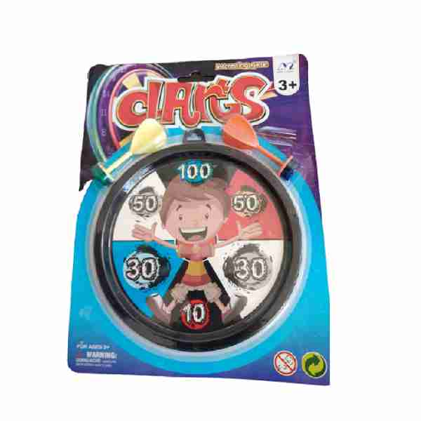 مشخصات,قیمت و خرید بازی دارت کودک مدل toy darts clarts - فروشگاه اینترنتی لردشاپ